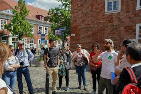 From Berlin: Potsdam Half-Day Tour in Spanish