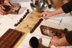 Bruges: Workshop de Chocolate Belga