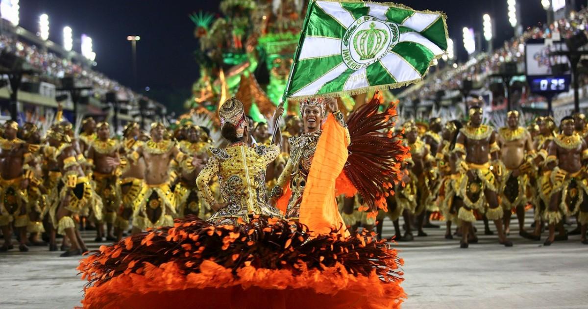 Karneval Brasilien 2021