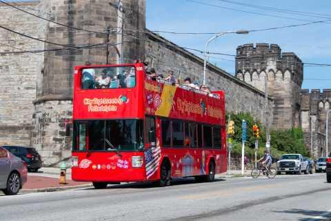 Philadelphia 2-Day Hop-On Hop-Off Bus w/ Penitentiary Ticket