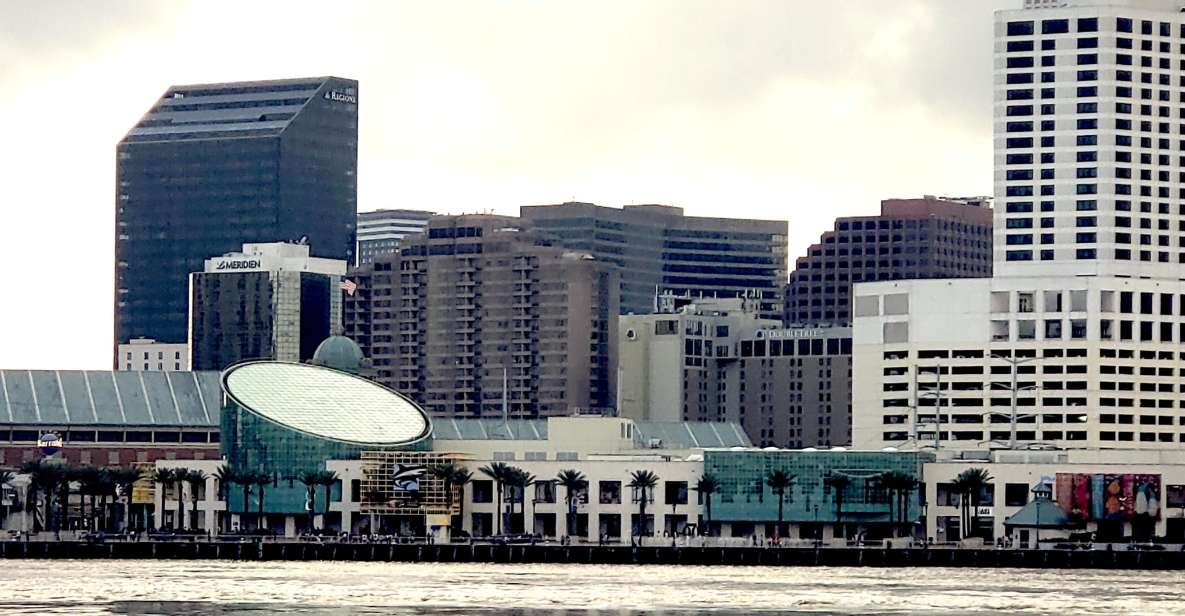 New Orleans: Day Jazz Cruise on the Steamboat Natchez