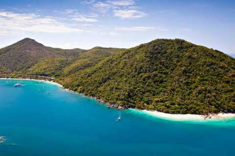 From Cairns: Fitzroy Island Full-Day Adventure Tour