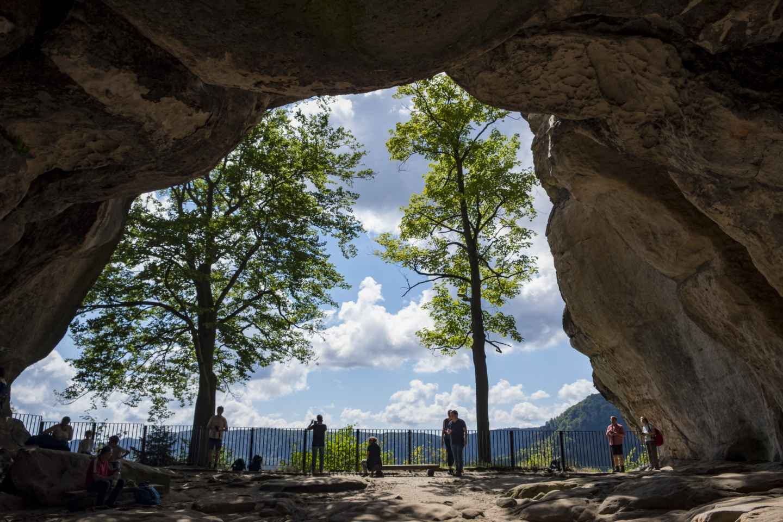 Bad Schandau: Schnitzeljagd durch die Sächsische Schweiz