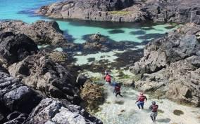 Connemara: Coasteering on the Wild Atlantic Way