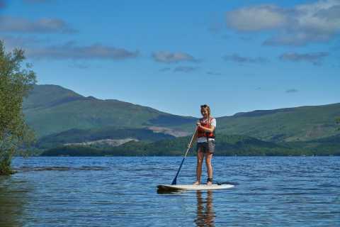 Luss: Loch Lomond Paddleboard Hire