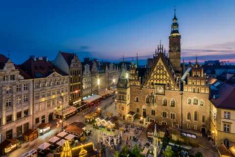 Wrocław: Meet the Heart of the City, Small-Group Tour