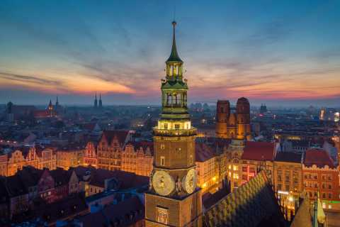 Wroclaw: Small-Group Top Attractions Tour