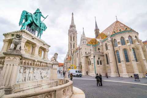 Budapest: Private Half-Day Catholic Tour