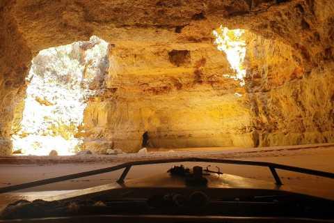 From Armação de Pêra: Benagil Caves and Beaches Boat Tour