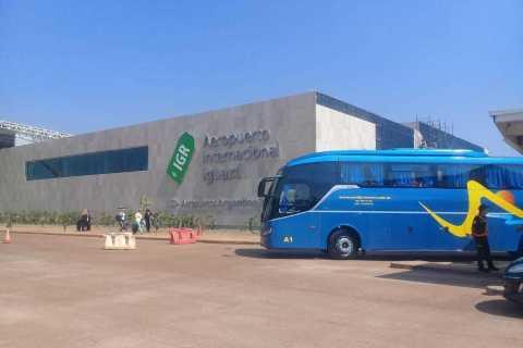 Puerto Iguazu: One-Way or Round Trip Airport Transfer