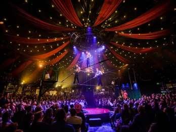 Las Vegas: Tickets für Absinthe-Show im Caesars Palace