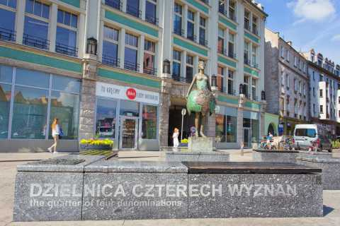 Wroclaw: District of the Four Temples Tour