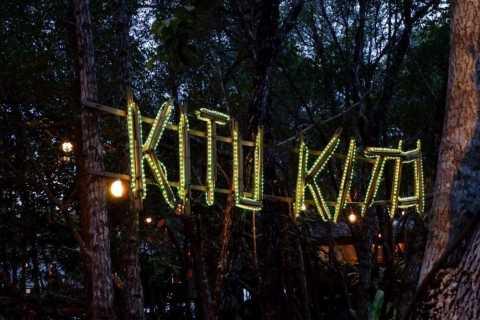 Puerto Princesa: Jungle Firefly Watching Boat Tour & Dinner