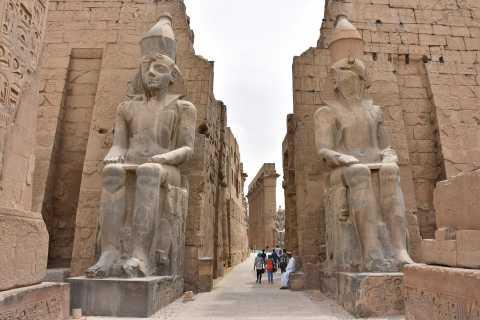 Van Marsa Alam: overnachtingsreis naar Luxor