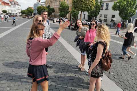 Vilnius: City Highlights Walking Tour
