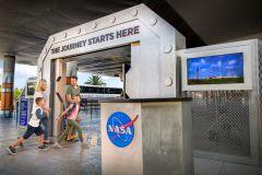 Tour Centro Espacial Kennedy com Traslado saindo de Orlando