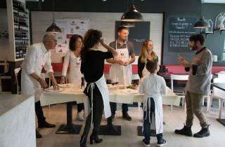 Rom: Pasta-, Ravioli- und Tiramisu-Kochkurs