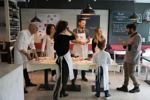 Rome: Pasta, Ravioli, and Tiramisu Cooking Class