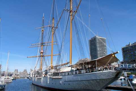 Ostende: Private 2-stündige Kunst- und Architekturwanderung