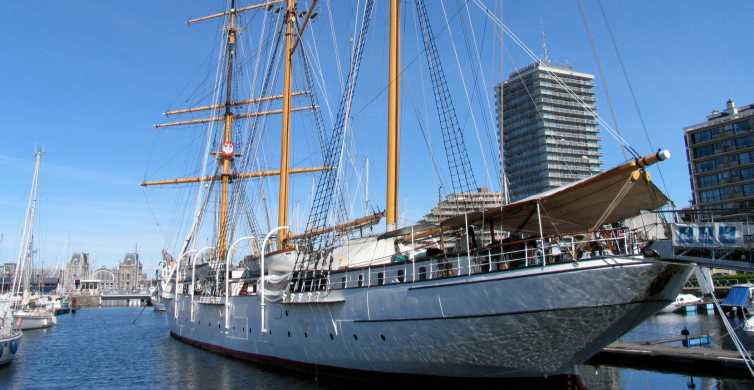 Ostend: Private 2-Hour Art and Architecture Walking Tour