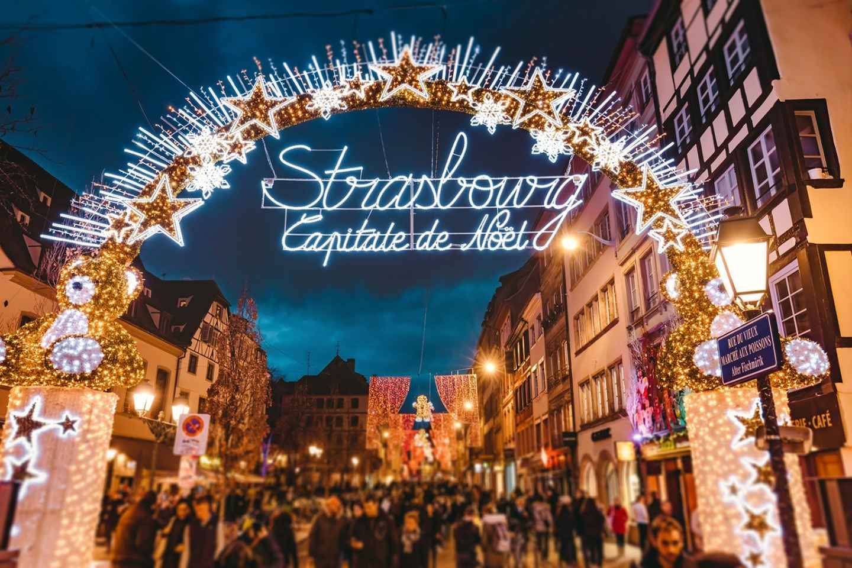 Straßburg: Weihnachtsmarkt-Tour