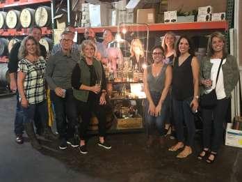 Detroit: Geführte Bier- und Spirituosentour mit Verkostungen