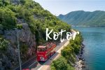 Kotor: Hop-on Hop-off Sightseeing Bus and Walking Tour