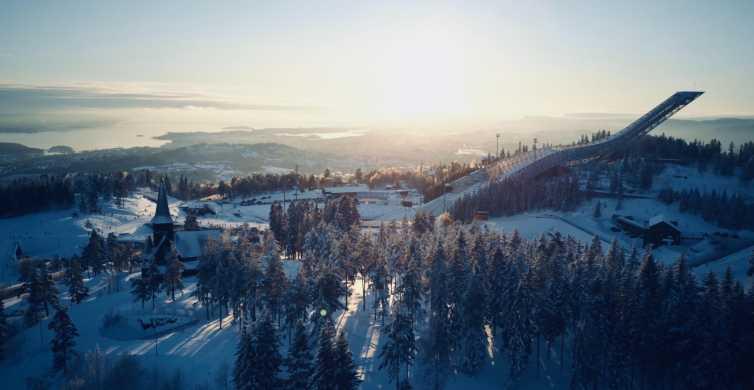 Oslo: Aking i Holmenkollen
