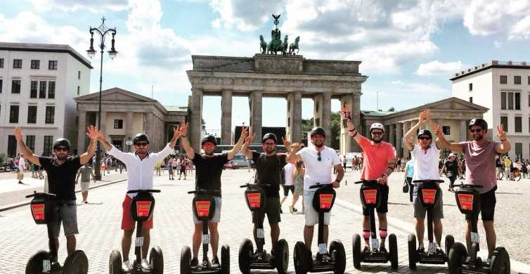 Berlin: 2-Hour Premium Segway Tour