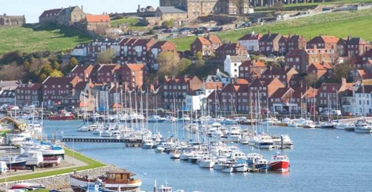 From York: Day Trip to Whitby and The North York Moors