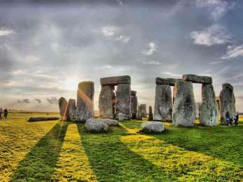 Ab Bath: Stonehenge-Tour & Geheimnisse von Somerset