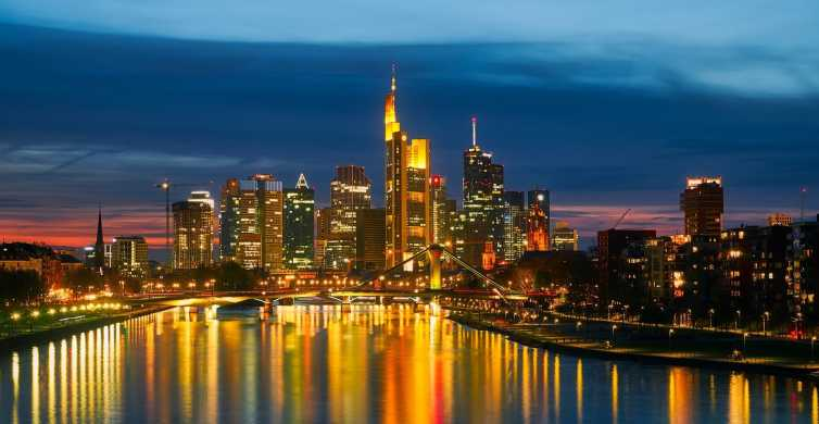 Frankfurt: Guided Bike Tour