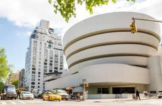 New York: Guggenheim Museum Eintrittskarte