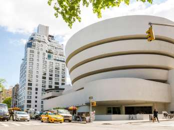 New York City: Guggenheim Museum Ticket