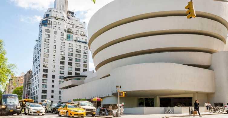 NYC: Guggenheim Museum Admission Ticket w/Skip the Main Line