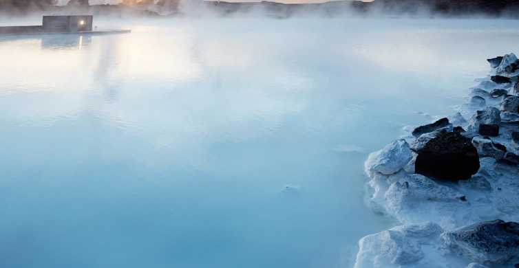 From Reykjavik: Blue Lagoon Entry with Roundtrip Transfers