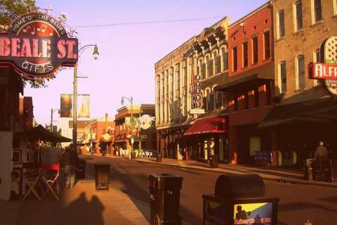 Memphis: 1-Hour Beale Street Guided Walking Tour