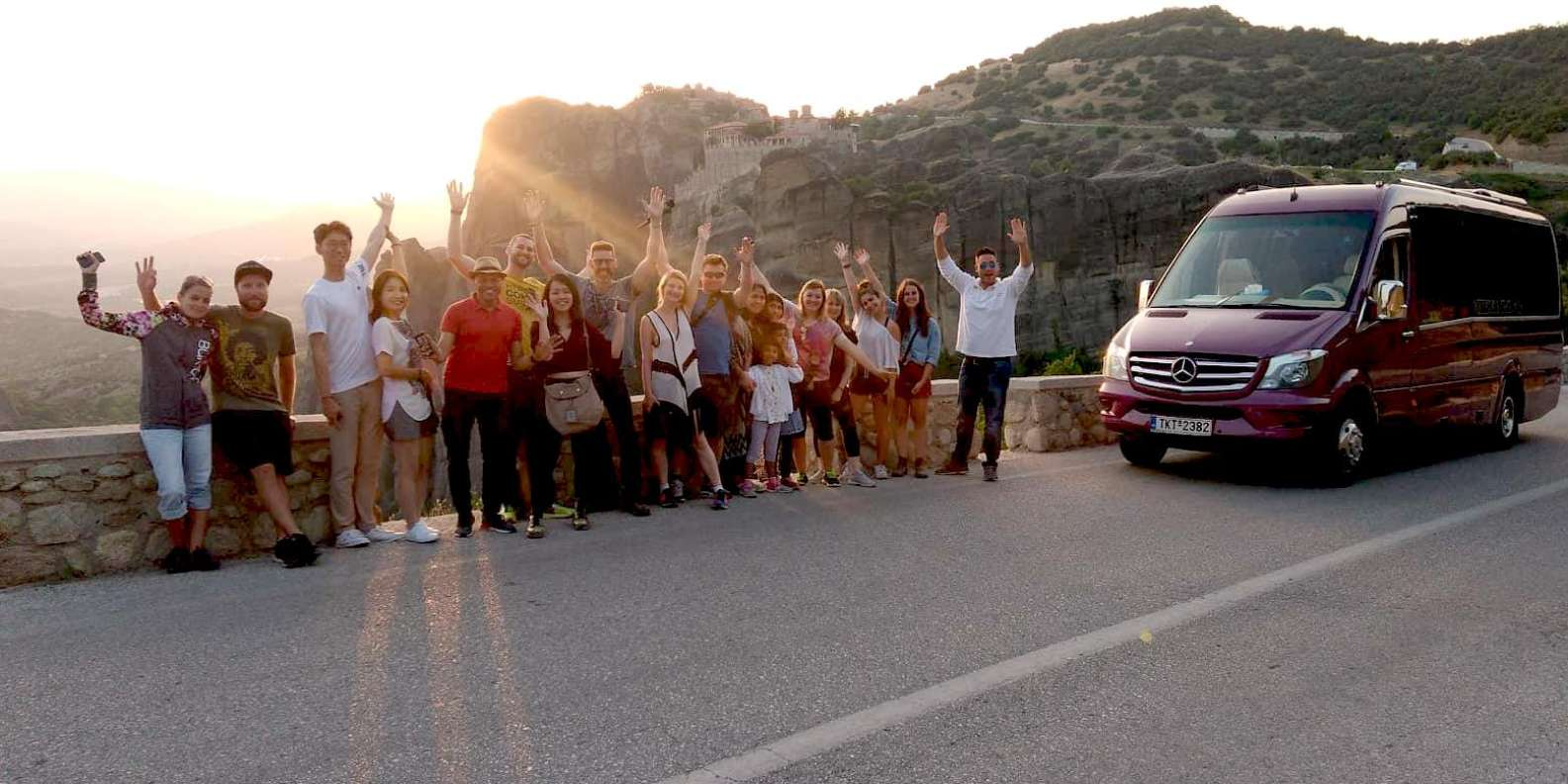 Meteora: 4-Hour Highlights Tour