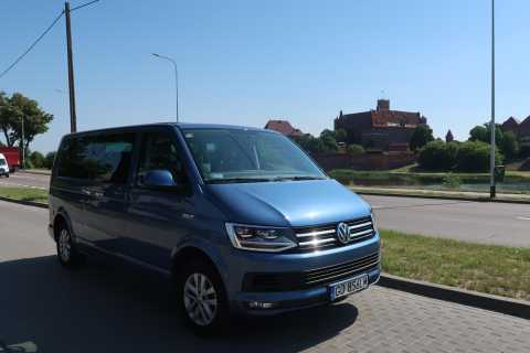 Warsaw/Gdansk: Deluxe Private Transfer Service