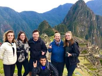 Machu Picchu: Führung ab Aguas Calientes