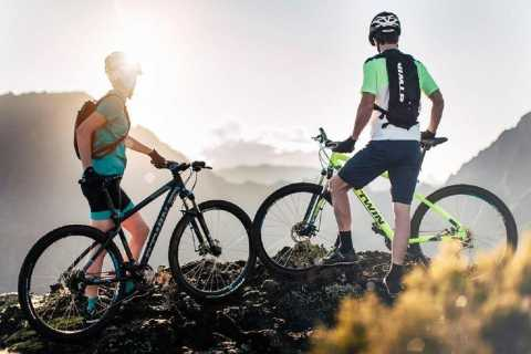 Maspalomas: Ayagaures Hills E-Bike/Mountain Biking & Tapas