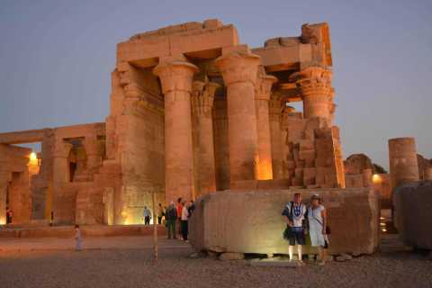 Luxor: 2-Night All-Inclusive Nile Cruise to Aswan