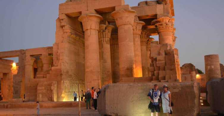 Luxor: 2-Night All-Inclusive Nile Cruise to Aswan