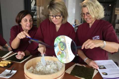 Kyoto: Morning Japanese Bento Cooking Class
