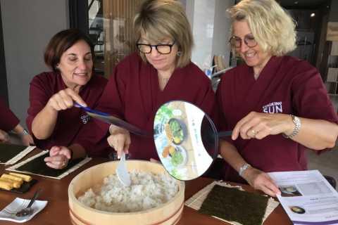 Kyoto: lezione di cucina di bento giapponese al mattino