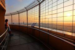 Baiyoke Sky Hotel: Deque de Observação e Mirante Giratório
