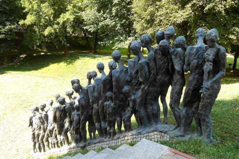 Minsk: Jewish City Tour