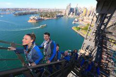 BridgeClimb Baía de Sydney: de Dia, Crepúsculo ou à Noite
