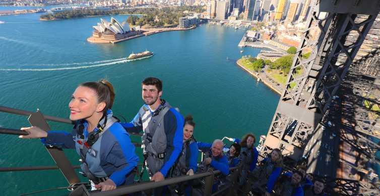 Sydney Harbour BridgeClimb: Day, Twilight or Night Climb