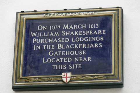 Londres: 2 horas Shakespeare Walking Tour